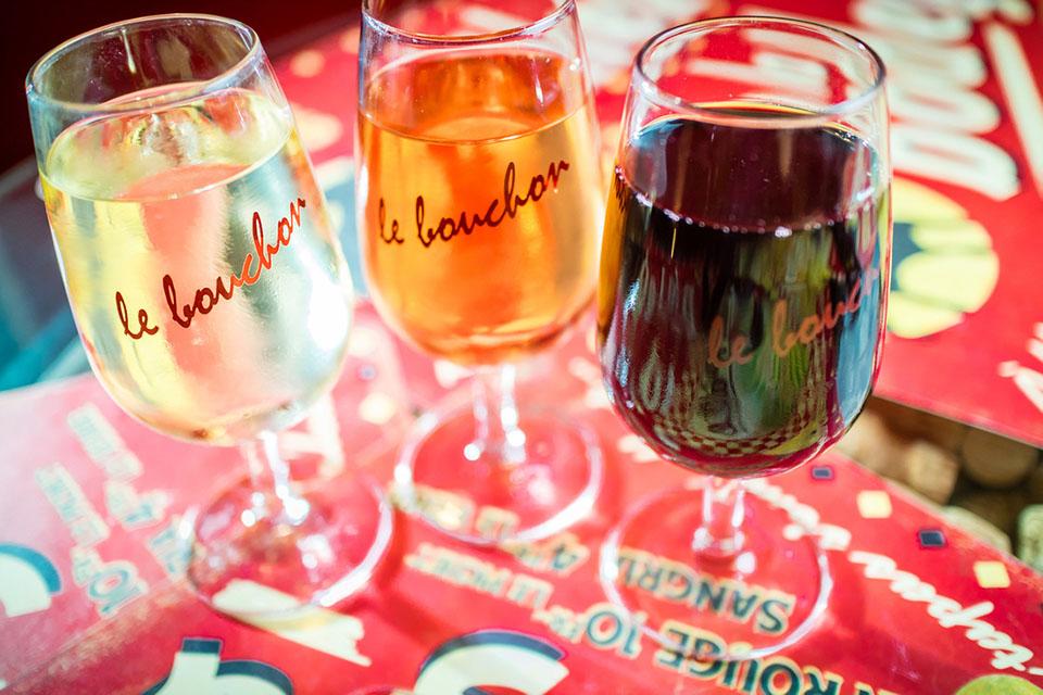 Vin rosé Côtes du Rhône