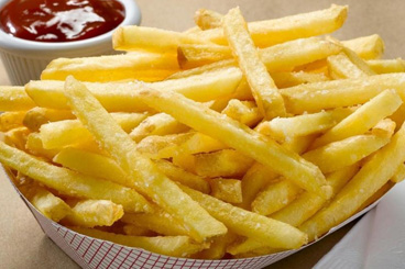 French fries «plate 500»