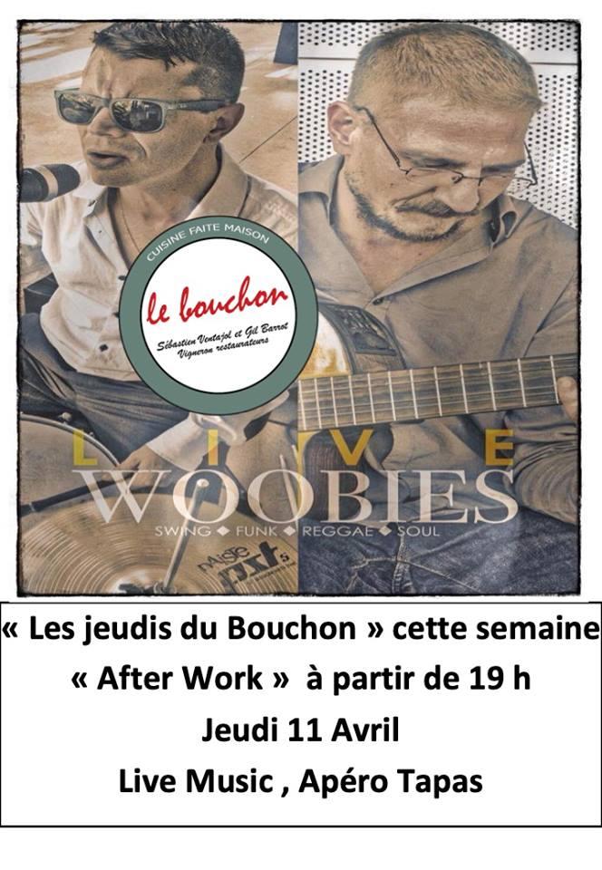Les jeudis du Bouchon Aiguèze jeudi 11 avril 2019